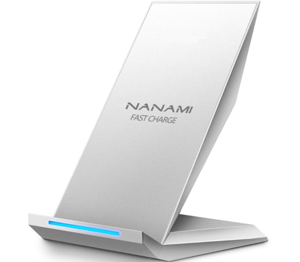 NANAMI Qi Certified Wireless Charging Stand