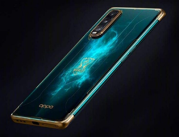 Oppo find x2 LOL edition 1