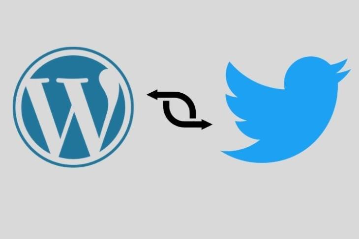 Post Wordpress blog posts as Twitter threads