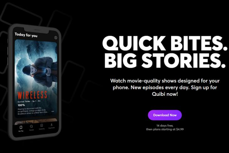 Quibi is Shutting down After Just Six Months