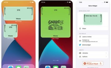 iOS 14 gets Nokia 3310 widgets