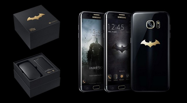 Samsung collaboration batman