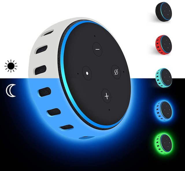 Silicone Case for Amazon Echo Dot 3rd Generation