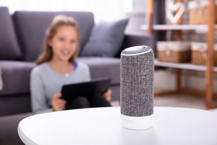 Smart Speaker shutterstock website