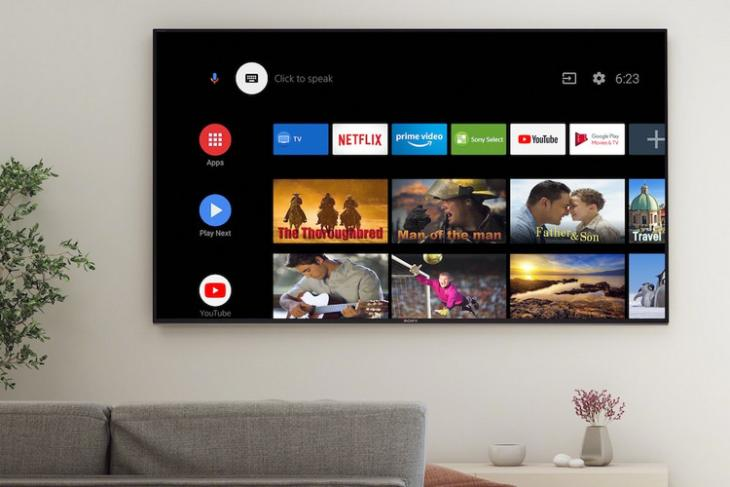 Sony Z8H 85-inch 8K LED Smart TV launched in india