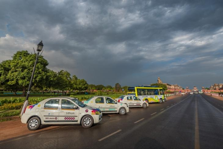 Uber Will Add 1,000 Electric Cars to Its Fleet in India