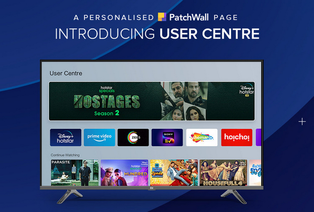 Latest Update to PatchWall 3.0 on Mi TVs Brings New Live TV Channels and More