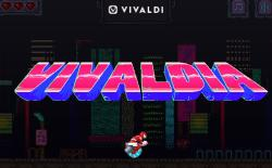 Vivaldi 3.4 Brings Vivaldia Endless Runner Game and New Features to Desktop and Android