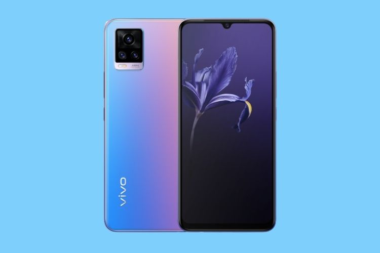 Vivo V20 2021 quietly launched in India for ₹24,999