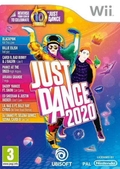 20. Just Dance 2020