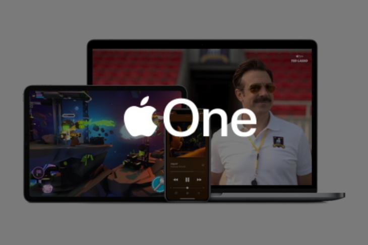 apple one subscription bundle