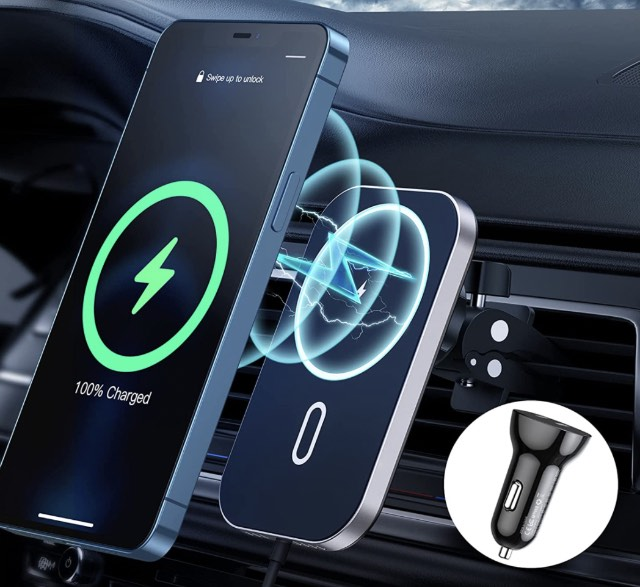 choetech magsafe car charger