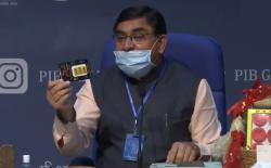 cow dung anti-radiation chips india