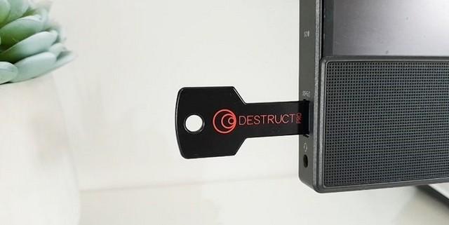 destruct pro pen drive 2