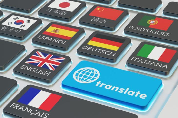 facebook AI translation