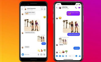 facebook messenger instagram DMs integration