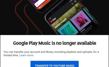 google play music shut down - finally