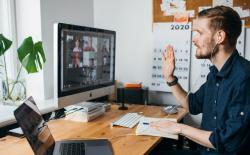 google tests sign language detector for video calls