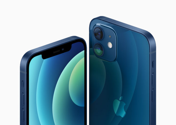iphone 12 - new dual camera
