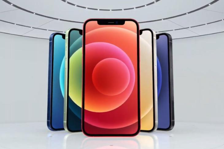 iphone 12 series launched