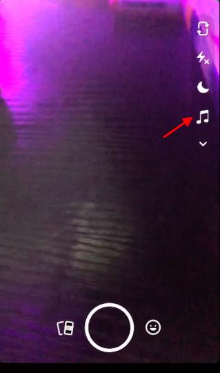new icon - snapchat story