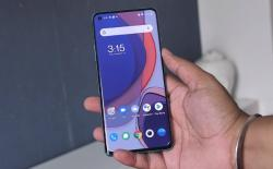 oneplus 8 - oxygenOS 11 based on Android 11