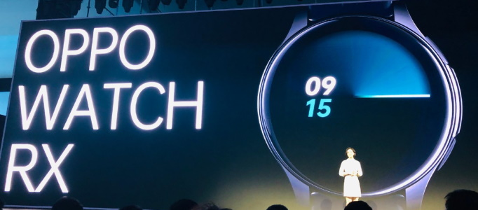 oppo watch RX teased