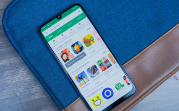 google play store redesign settings
