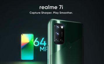 realme 7i india launch