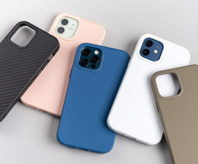 rhinoshield solid suit case iPhone 12