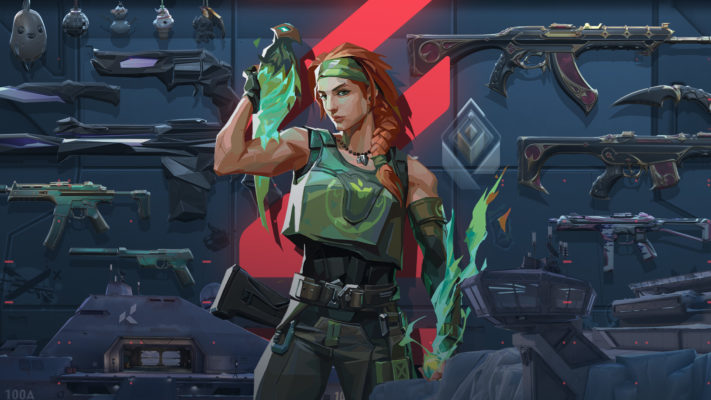 skye new valorant agent