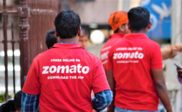 zomato food delivery volumes back to pre-COVID levels