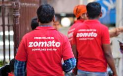 zomato food delivery volumes back to pre-COVID levels