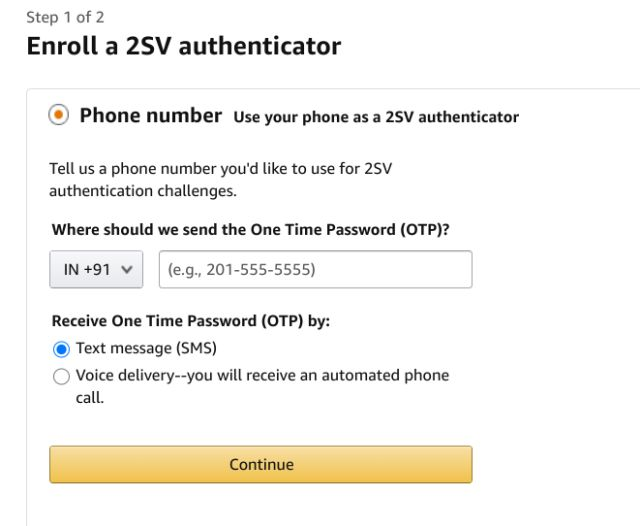 Tighten Your Privacy on Amazon Services