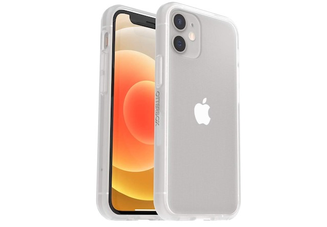 2. totallee Clear iPhone 12 Mini Case