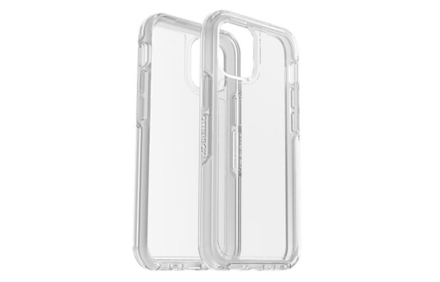 3. OtterBox iPhone 12 mini Symmetry Series Clear Case