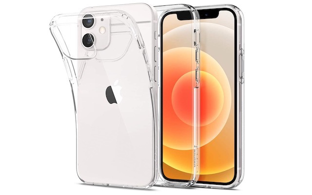 4. Spigen Liquid Crystal Case