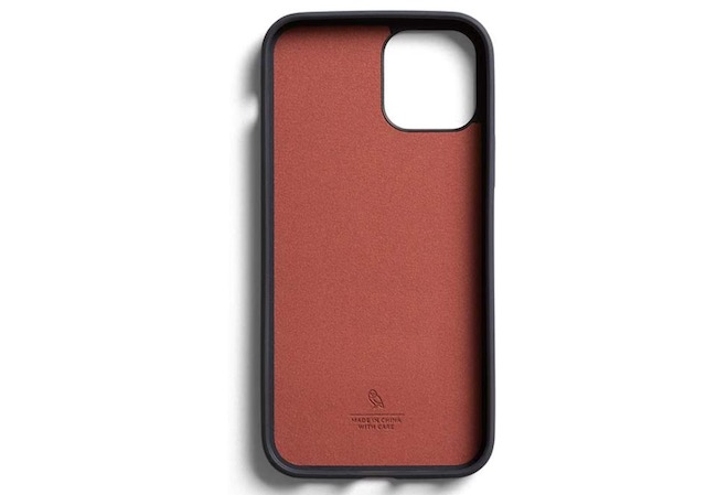 6. Bellroy Leather Case