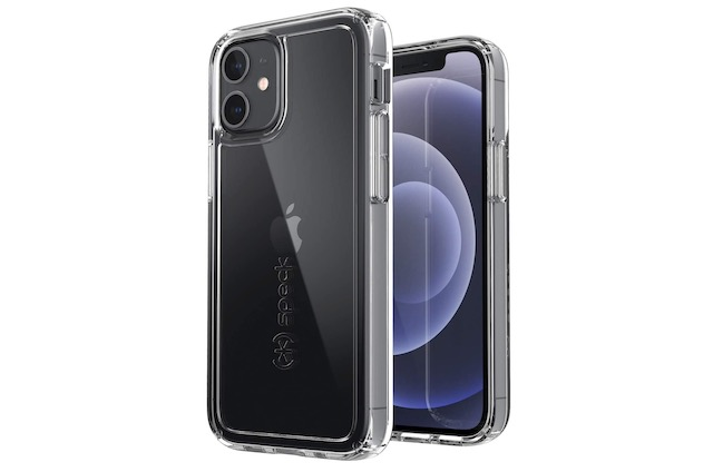 6. Speck Products GemShell iPhone 12 Mini Case