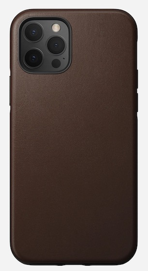 7. Nomad Rugged Case for iPhone 12 Pro