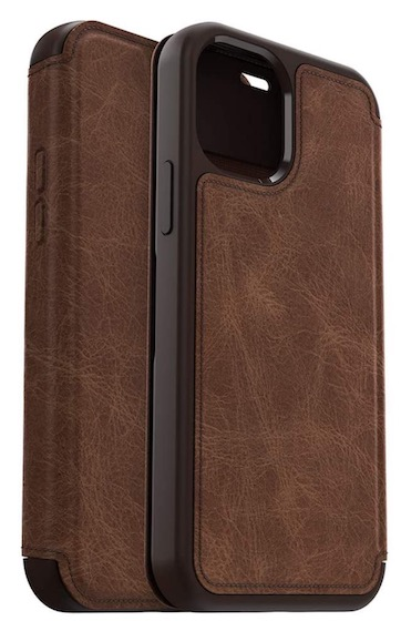 8. OtterBox Strada Series Case for iPhone 12 Pro