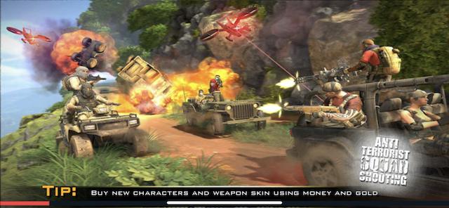ATTS Anti Terrorist Squad 3D