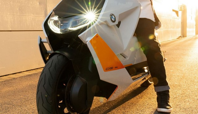 BMW concept scooter 2