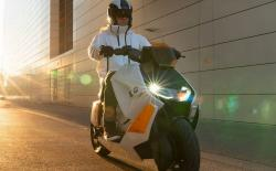 BMW concept scooter feat.
