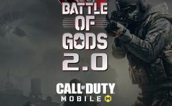 Asus ROG - Battle of Gods 2 - Callof Duty Mobile website