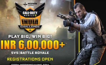 Call of Duty Mobile India Challenge 2020 Announced with over Rs.7 Lakh Prize Pool
