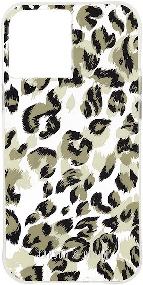 Carson & Quinn Leopard is The New Black Case (iPhone 12
