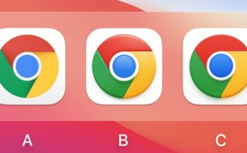 Chrome for mac icon feat 2