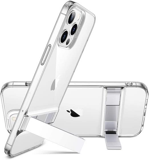 ESR Metal Kickstand Case Compatible with iPhone 12 Pro Max