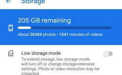 GCam Low Storage Mode website